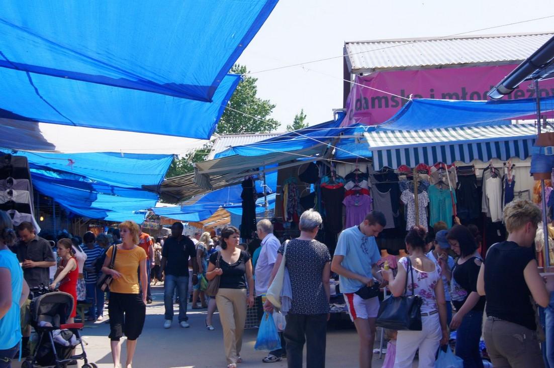 105ef49014 Bazar przy Bakalarskiej zostanie przebudowany